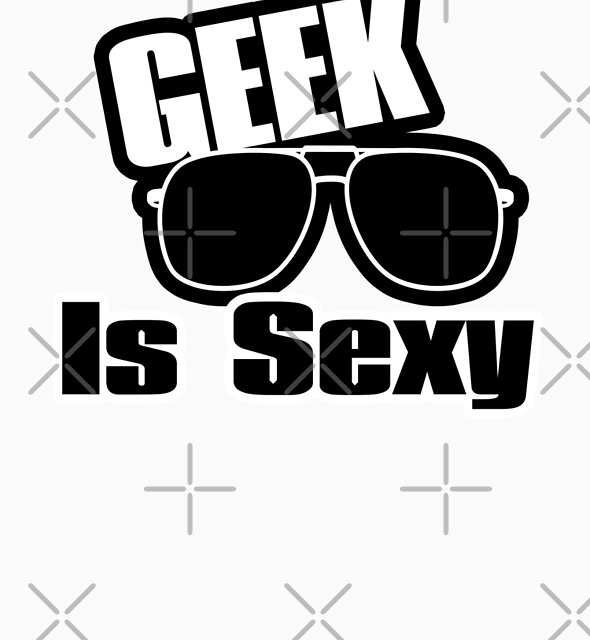 Geek is Sexy by Ricaso