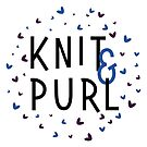 Knit and Purl, Purl and Knit by thisgalknows
