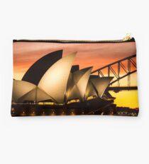Sydney Icons Sunset Studio Pouch