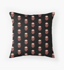 """Aphex Twin - """"I Care Because You Do"""" Face Floor Pillow"""