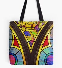 Bolsa de tela Stained Glass
