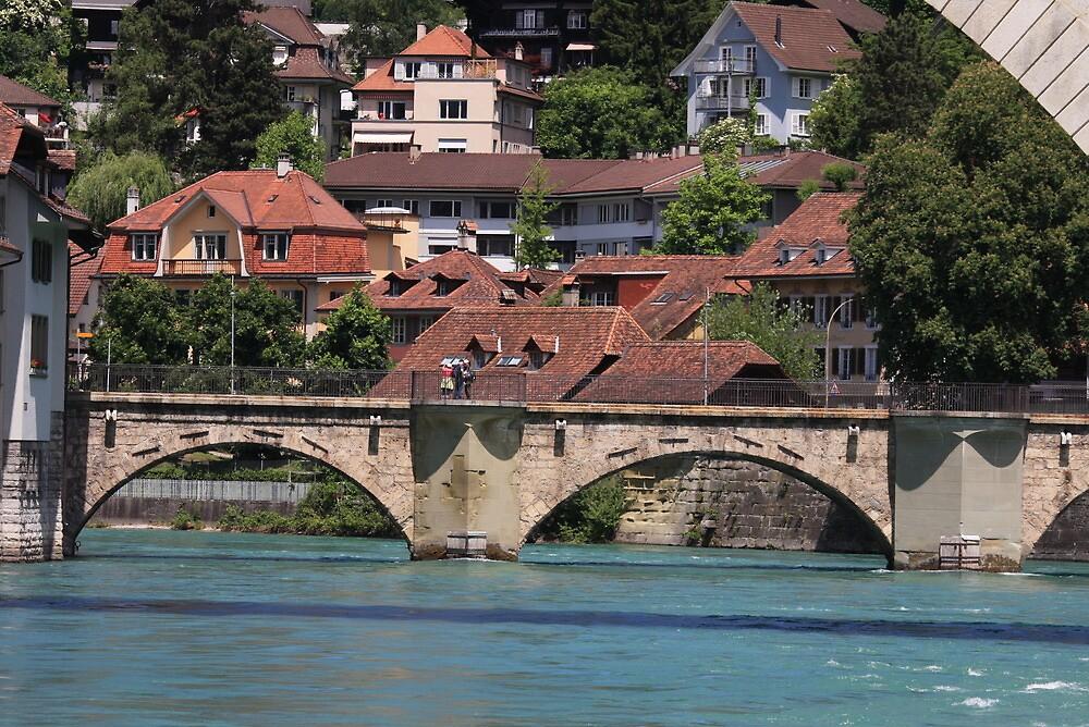 Untertor bridge, Bern by eveline