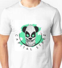 Capital STEEZ Panda Mask Unisex T-Shirt