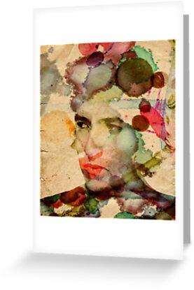 Bob Dylan.  by amaniacadored