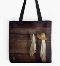 In Light of What She Left Behind Tote Bag