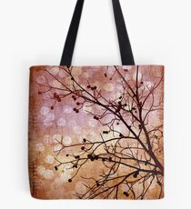 Burnished Tote Bag