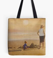 Last of the Summer Days Tote Bag