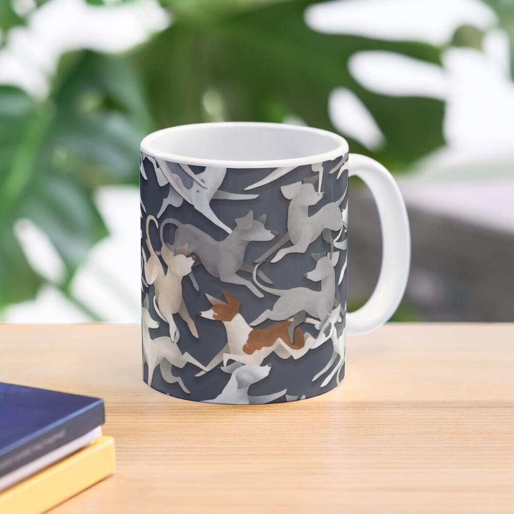 Sighthound Selection Mug