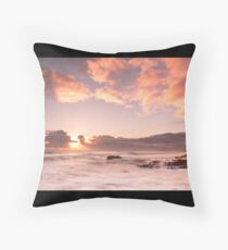 Seaton Sluice Throw Pillow