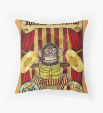 Cojín Muerto juglar: Jolly Chimp Sideshow Banner