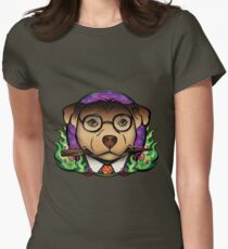Hairy Pitter Women's Fitted T-Shirt