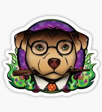 Hairy Pitter Sticker