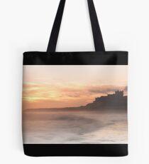 Bamburgh Castle Tote Bag