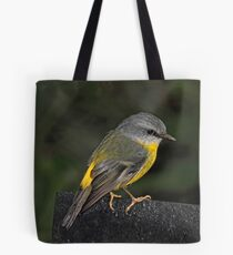 Eastern Yellow Robin Tote Bag