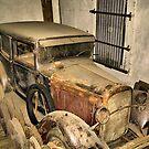 Vintage Car by Daidalos