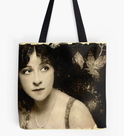 The Girl From Yesterday (music link) Tote Bag