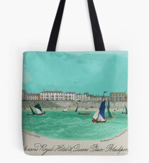 Robinsons Royal Hotel, Blackpool 1855 Tote Bag
