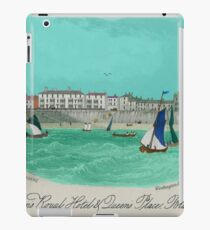 Robinsons Royal Hotel, Blackpool 1855 iPad Case/Skin
