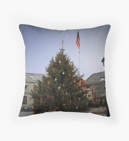Wonderful Christmas Throw Pillow