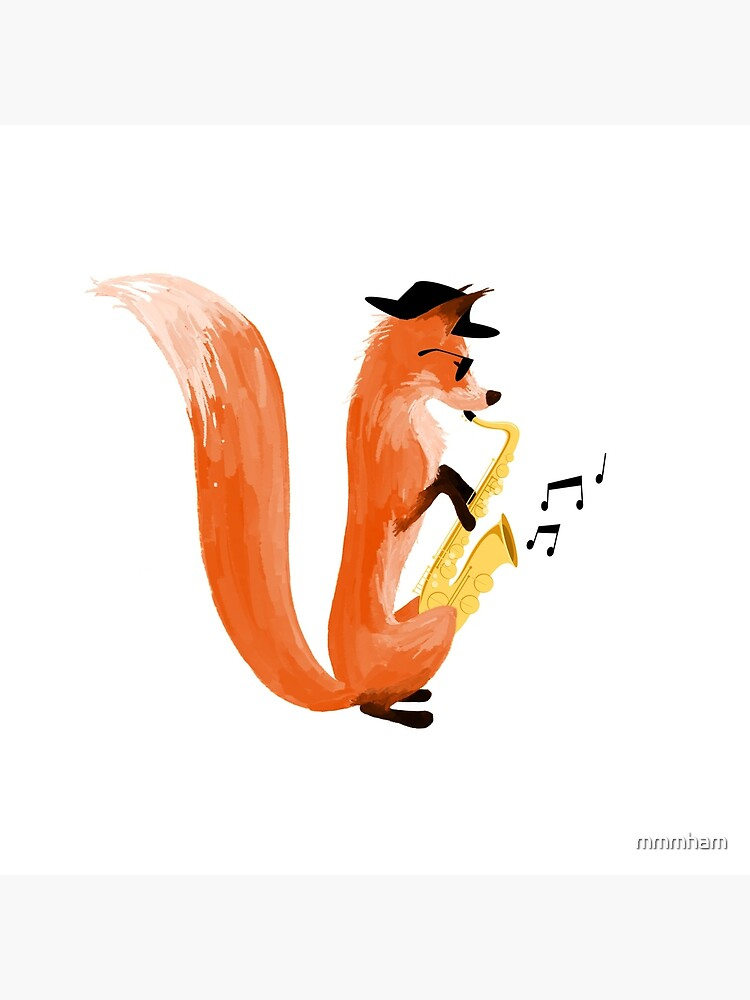 Jazzy Fox by mmmham