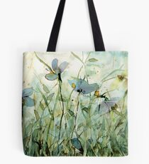 wild floral Tote Bag