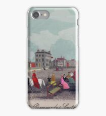 Victoria Baths, Southport 1857. iPhone Case/Skin
