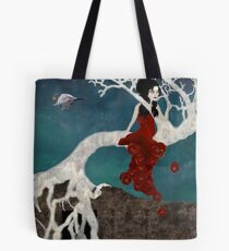 St. Rita and The Fig Tree Tote Bag