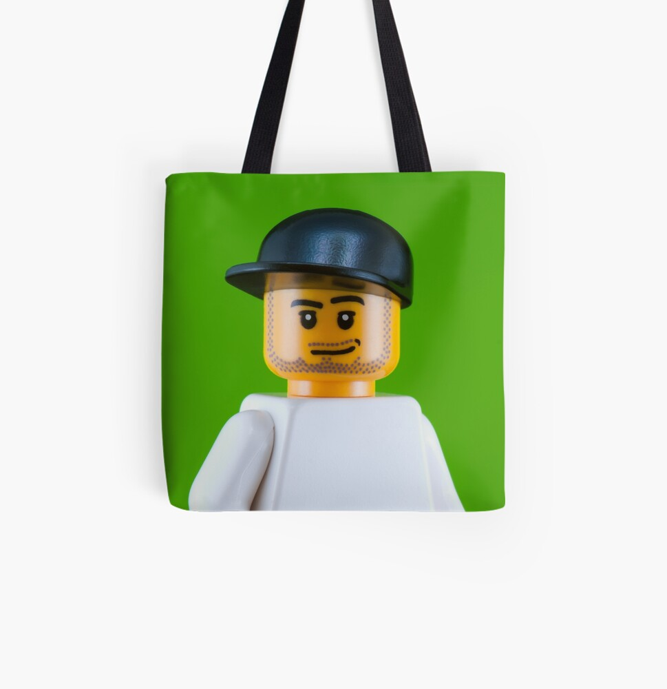 Mark Cavendish Portrait All Over Print Tote Bag