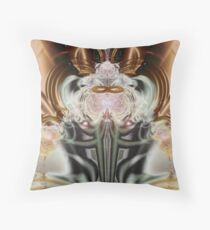 The Mighty Mouse A Quiet Riot Floor Pillow