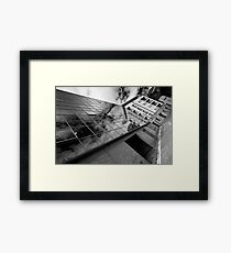 Fitton Street Framed Print