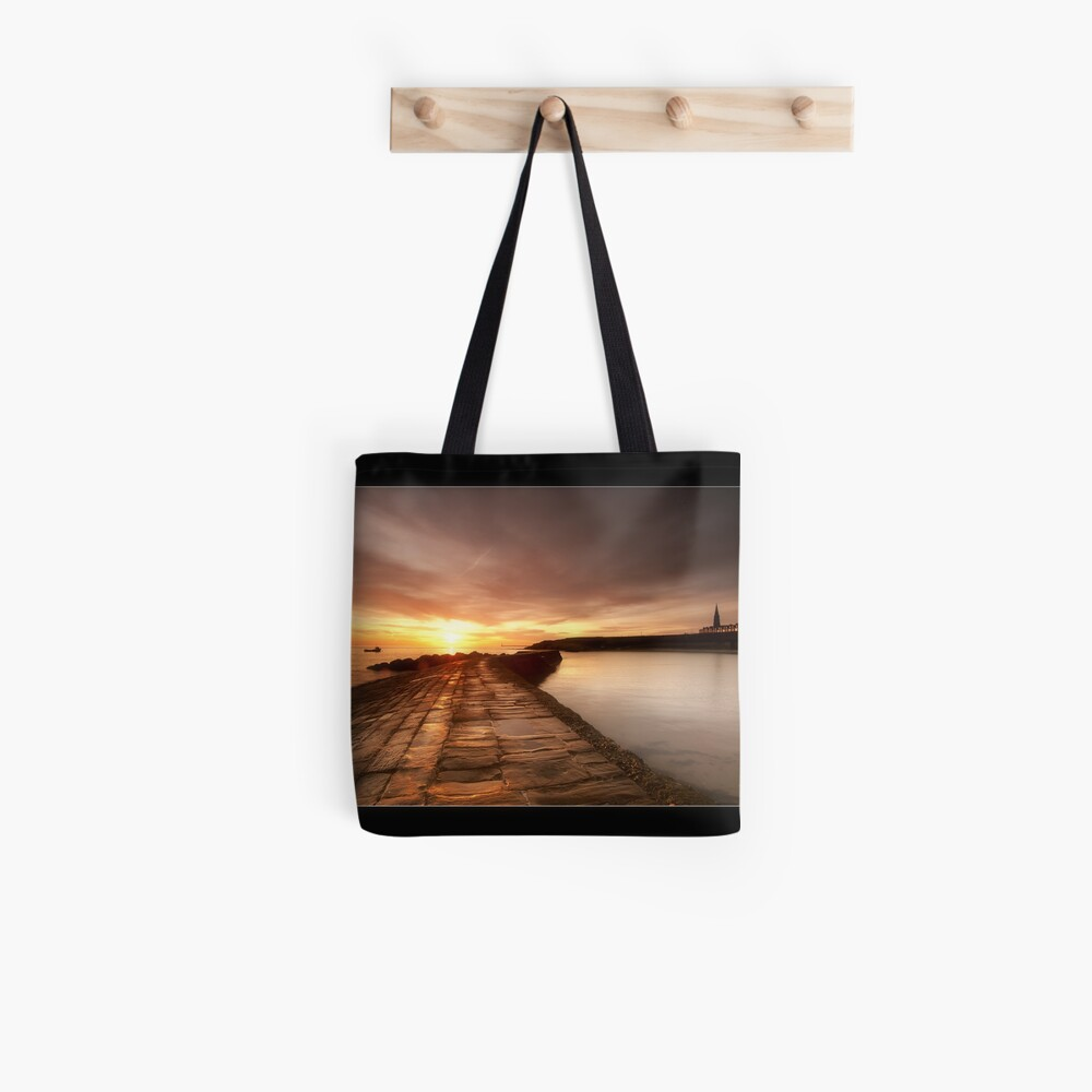 Cullercoats Tote Bag