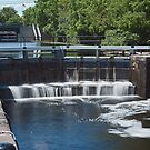 Merrickville Locks by Mike Oxley