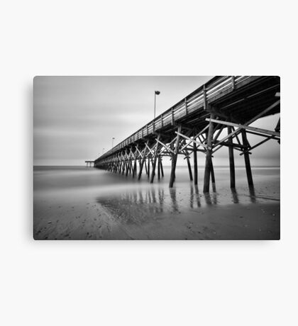 Lonely Morning Canvas Print