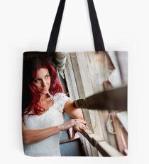 Wedding Portrait - Bride Tote Bag