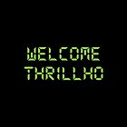Welcome Thrillho shirt – Bonestorm, The Simpsons, Milhouse Van Houten, Thrillhouse by fandemonium