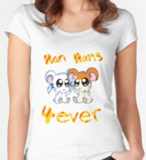 ham BFF Women's Fitted Scoop T-Shirt