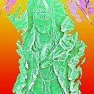 The Jade Bodhisattva by AngelinaLucia10