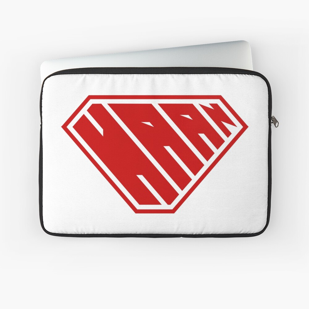 Haan SuperEmpowered (Red) Laptop Sleeve