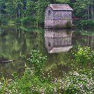Lake House by Jean-Pierre Ducondi
