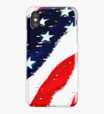untitled flag iPhone Case/Skin