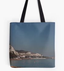 The White Cliffs of Dover Tote Bag