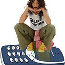 Princess Nokia On 'Ya Cellular by comfy-core