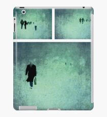Project ~ People - Triptych iPad Case/Skin