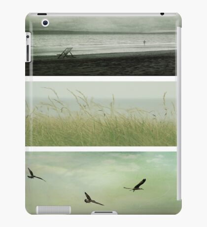 By the sea iPad Case/Skin
