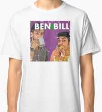Ben & Bill - Hot Dogs and Coffee Classic T-Shirt