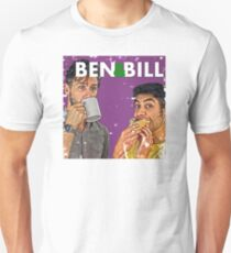 Ben & Bill - Hot Dogs and Coffee T-Shirt