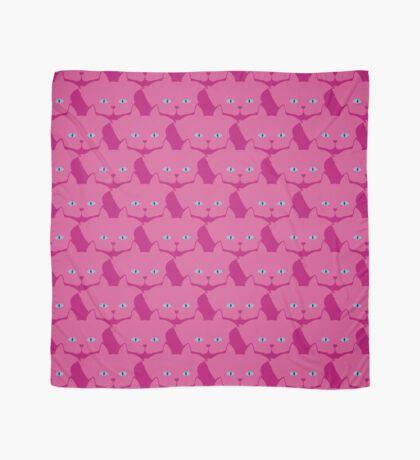 Pink Cat Cattern [Cat Pattern] Scarf