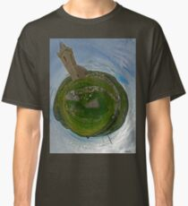Glencolmcille Church - Sky Out Classic T-Shirt
