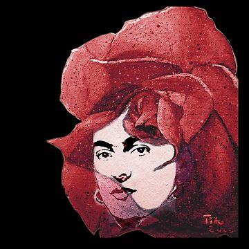 FRIDA the ROSE by ARTito