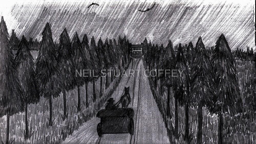 ALMOST HOME by NEIL STUART COFFEY